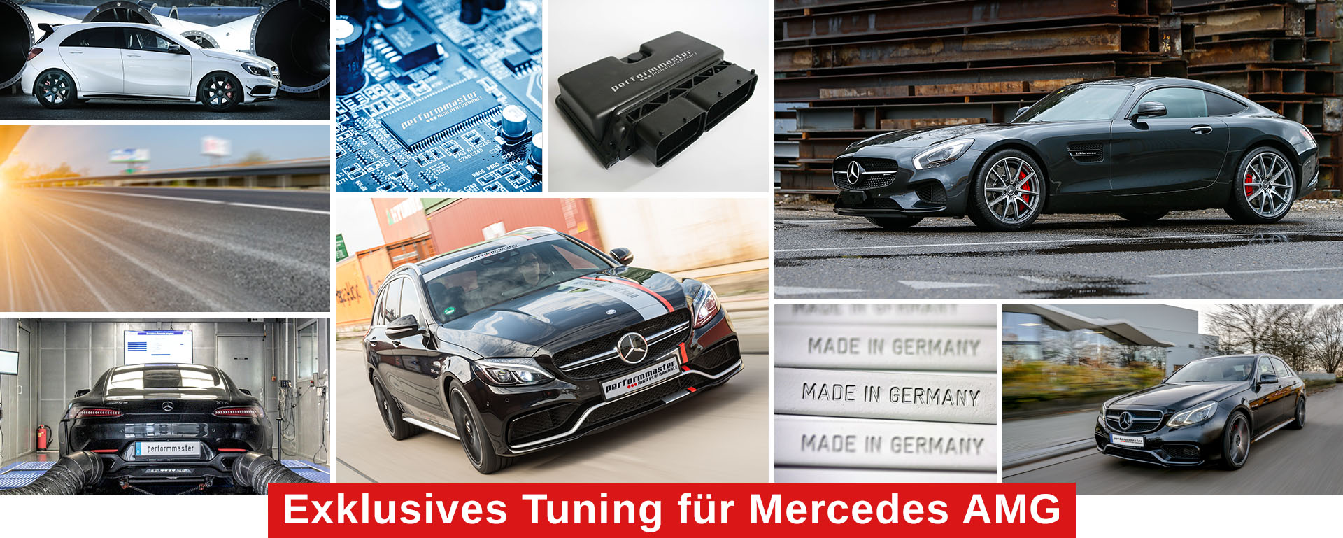 Mercedes AMG Tuning